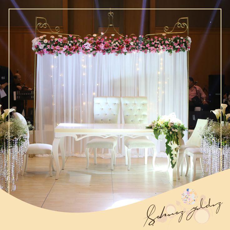 Evlilik için attığınız adımda sevdiğinizi mest edeceksiniz ve mekanın büyülü atmosferi sayesinde size asla HAYIR diyemeyecek!