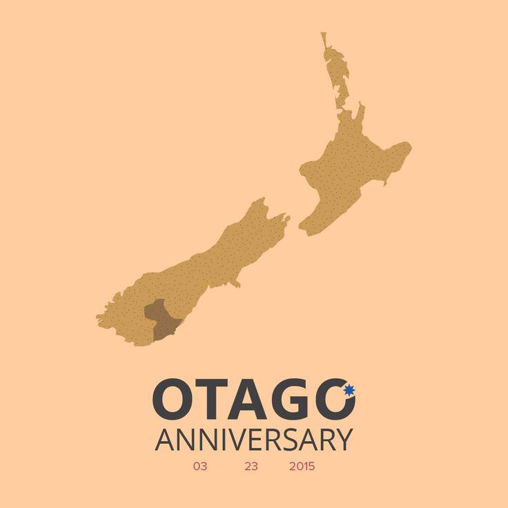 Happy Anniversary OTAGO! #OtagoAnniversary