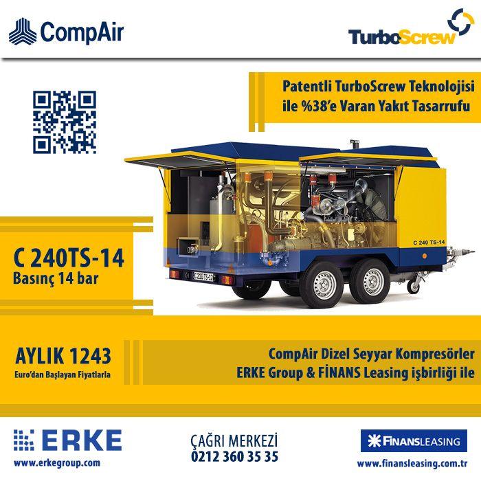 Compair Leasing Kampanyası.C240-TS14