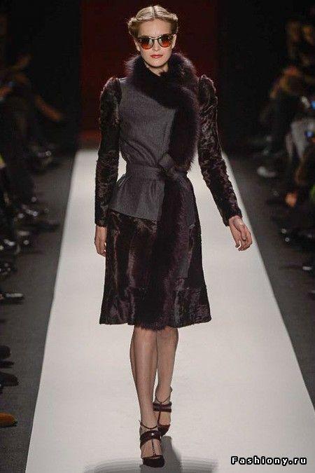 Carolina Herrera Осень-Зима 2013-2014 / каролина эррера платья