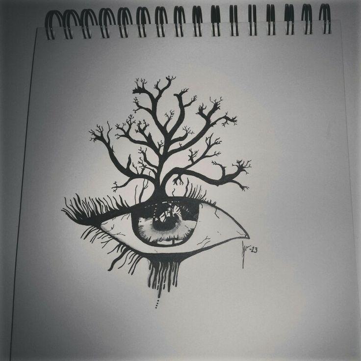 Random eye.