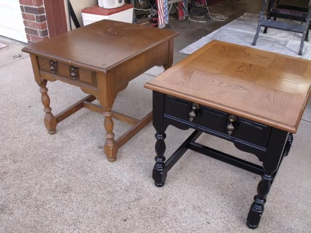 17 best images about stain paint on pinterest stains for Cheap end tables for bedroom