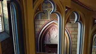 Matthias, Kirke, Arkitektur, Budapest