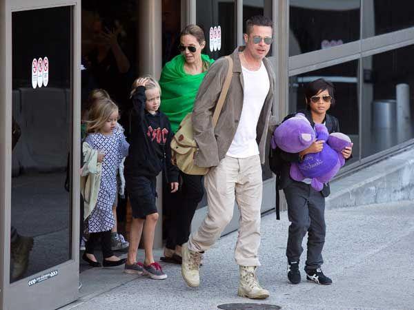 Cerai dari Brad Pitt, Angelina Jolie Dikabarkan Kena Serangan Panik