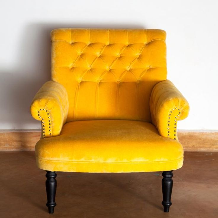 Best 25+ Yellow armchair ideas on Pinterest | Yellow sofa design ...