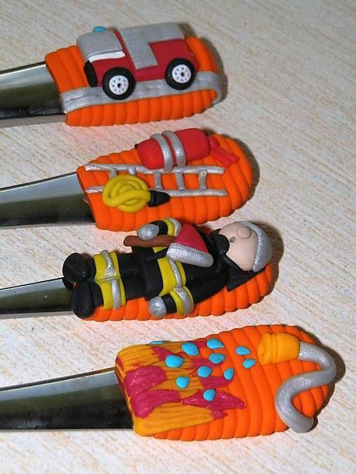 Z.U.Z.I.K. / Príbor pre hasiča
