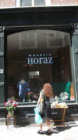 Magasin Horaz, Den Haag: Bekijk onpartijdige beoordelingen van Magasin Horaz, gewaardeerd als 5 van 5 bij TripAdvisor en als nr. 646 van 1.390 restaurants in Den Haag. </cf>