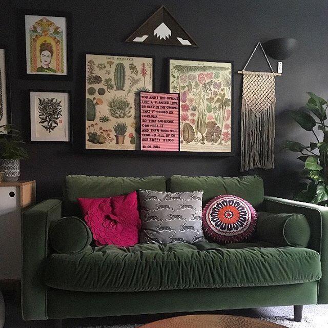 Thank You Weirdkidclub For Sending Us This Regram Via Robertson Cheney Italiandecor Green Home Decor Home Decor Online Decor