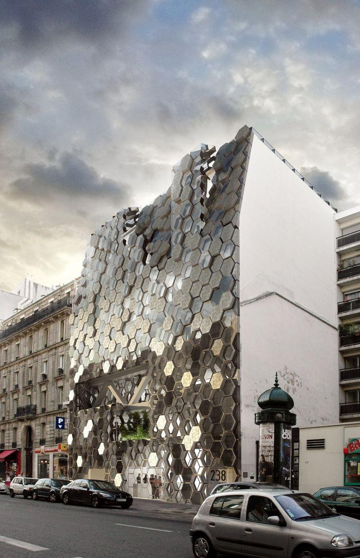 Hexagon - RH+ ARCHITECTURE