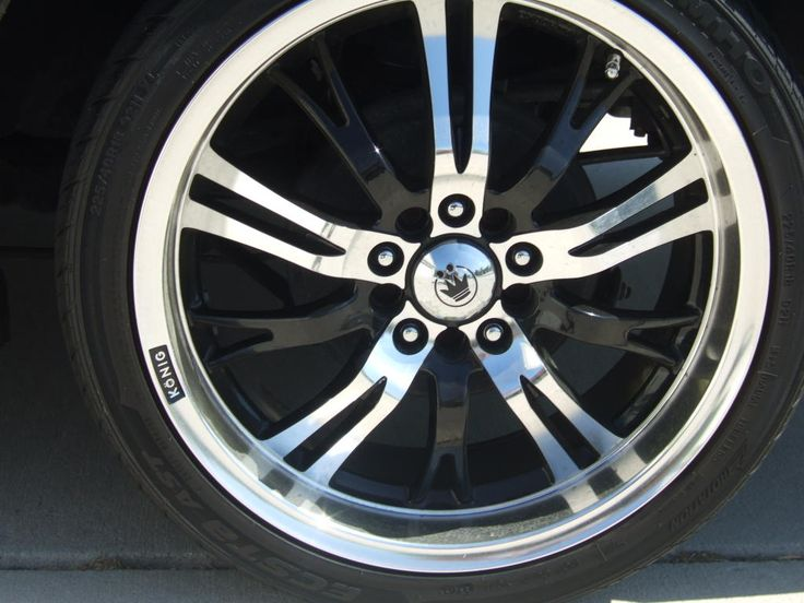 Konig 17 Inch Rims and Tires Find the Classic Rims of Your Dreams - www.allcarwheels.com