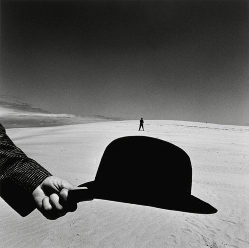 Photo: Shoji Ueda (1913-2000). Part of the 2008 exhibition held in Paris.