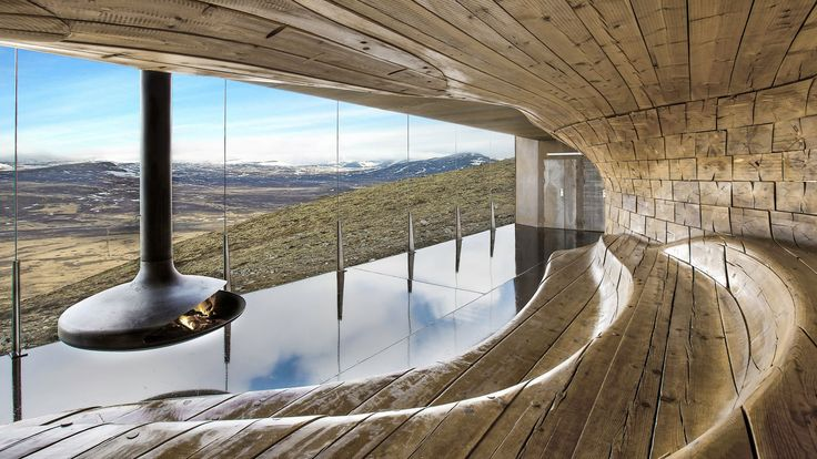 Snøhetta Viewpoint - Picture gallery