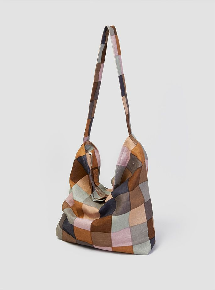 Couverture and The Garbstore - Womens - FESTIVAL ESSENTIALS - Jelly Shoulder Bag