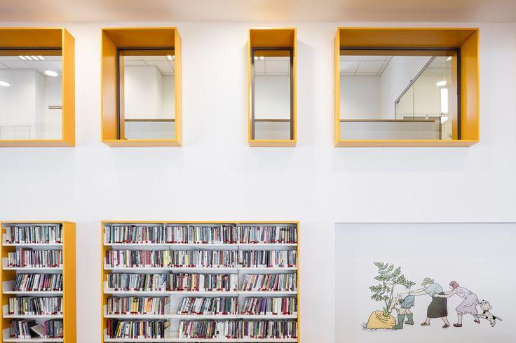 Gallery of Rehovot Community Center / Kimmel Eshkolot Architects - 13