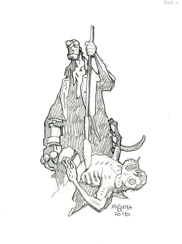 92 best images about mike mignola on pinterest