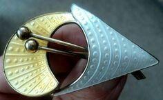 Aksel Holmsen brooch jewelry