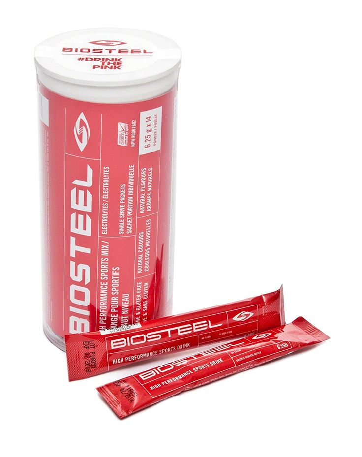 Biosteel High Performance Sports Mix - 14 Single Servings