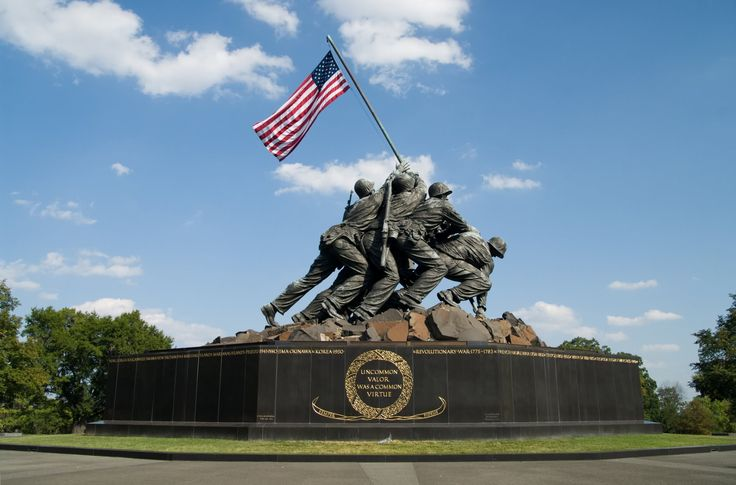 Image result for marine memorial statue
