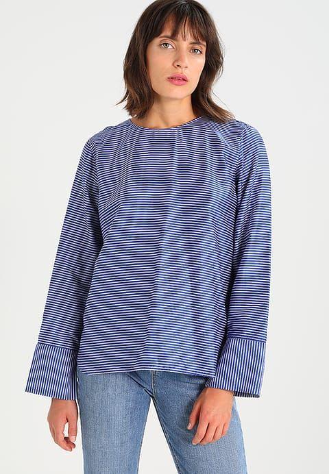 bestil Mads Nørgaard SHIRTILLA - Bluser - blue white til kr 559,00 (06-12-17). Køb hos Zalando og få gratis levering.