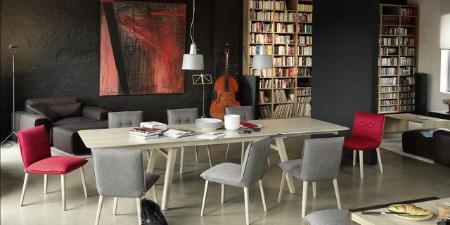 Meer dan 1000 afbeeldingen over eetkamers kasten salon for Massenhoven top interieur