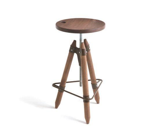 Stools | Seating | Bricchello | Riva 1920 | Franco Origoni-Matteo ... Check it out on Architonic