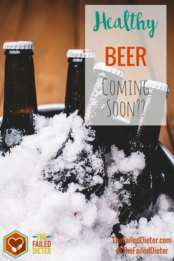 Finally, a healthy beer for fitness enthusiasts is coming soon!Anyone on the healthy eating and fitness journey will say that alcohol and fitness dont go together, but thats about to change. A new company called Supplemental Brewing has developed two n