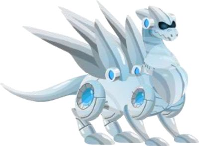 big dragons | Robot Dragon - Dragon City Wiki