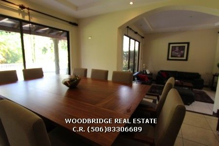 Costa Rica home for rent in Parque Valle Del Sol in Santa Ana west San Jose $3.800