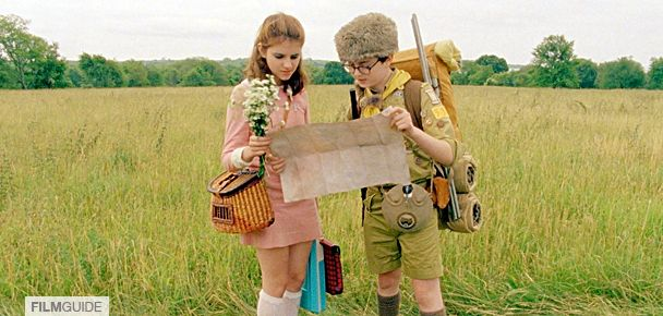 Moonrise Kingdom Film Review