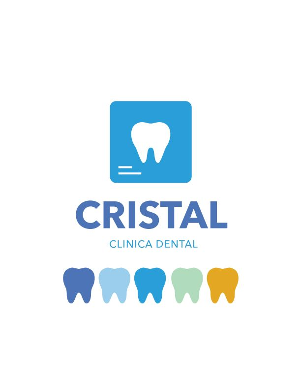 Creación de logotipo para clinica dental