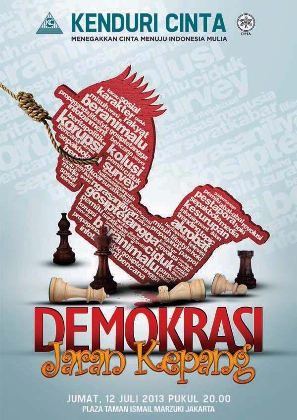 Demokrasi Jaran Kepang