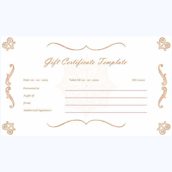 47 best Gift Certificate Templates images on Pinterest Gift - cooking certificate template