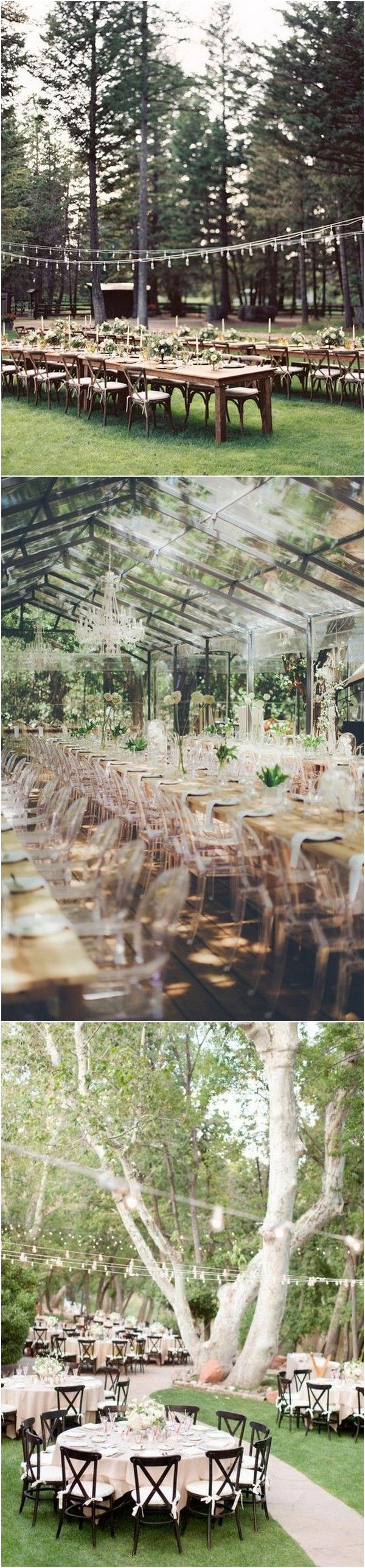 Wedding decorations outside house february 2019  Whimsical Woodsy Forest Wedding Reception Ideas for  Trends