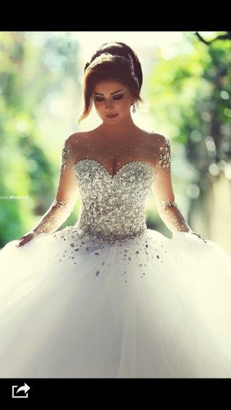 dress wedding dress crystals beaded wedding dresses lebanon dress princess wedding dresses suzhou elegent 2015 wedding dress ball gown wedding gown prom dress princess white bedazzled bustier long sleeve dress white dress ball gown wedding dresses bling dress princess beatrice india love wedding bridal gown arabic style arabic dresses sparkle strapless gorgeous rhinestones cheap wedding dresses bling pretty top long sleeve wedding dress 2015 wedding gowns bridal dress crystal beaded wedding…