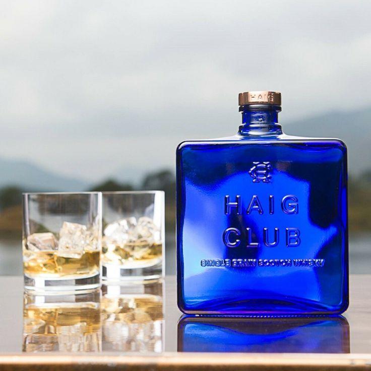 Haig Club, Single Grain, Scotland.
