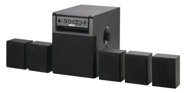 RCA Home Theater System RT151
