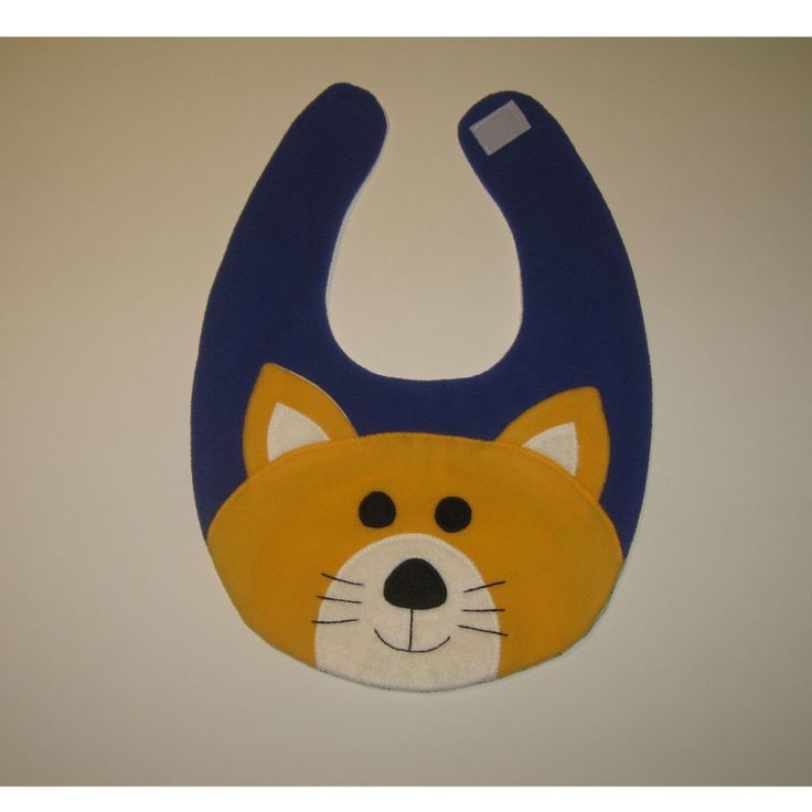 Cat Bib - Infant Baby Bib