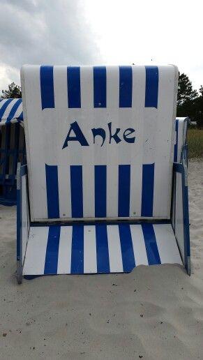 Strandkorb - Juliusruh/Rügen