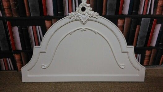 shabby chic french headboard for a single bed now down to 80 euros - New