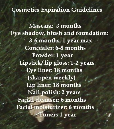 Spring clean your makeup bag!