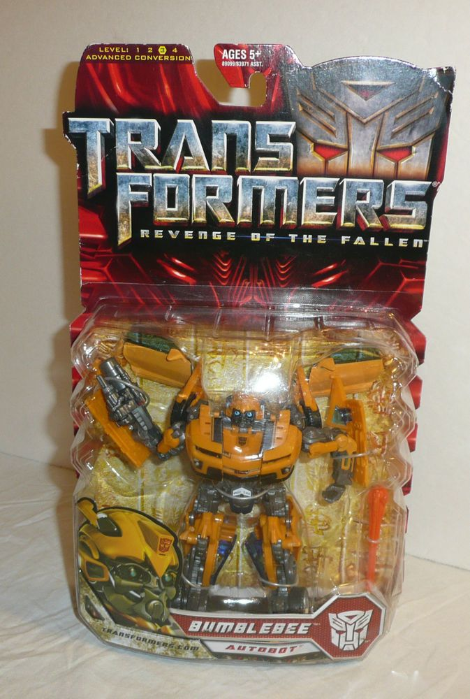 Hasbro Transformers Bumblebee Revenge Of The Fallen Action Figure SEALED #Hasbro