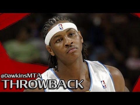 Carmelo Anthony Syracuse NCAA Tournament Offense Highlights Montage 2003 - Best Freshmen Ever?! - YouTube