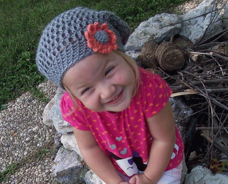 219 best free crochet girl patterns images on pinterest crochet slouchy hat for children free pattern crochet dt1010fo