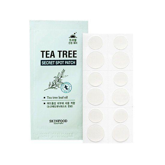 [SKINFOOD] Tea Tree Secret Spot Patch (10PCS)