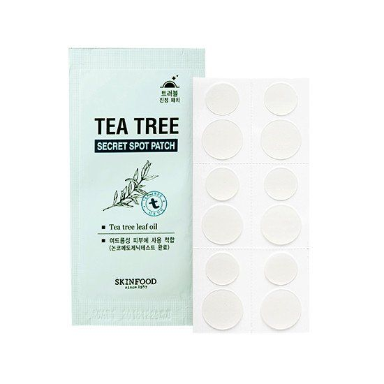 [SKINFOOD] Tea Tree Secret Spot Patch (10PCS)