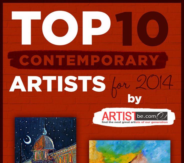 Top 10 Modern Artists the 25+ best famous artists list ideas on pinterest | artist list