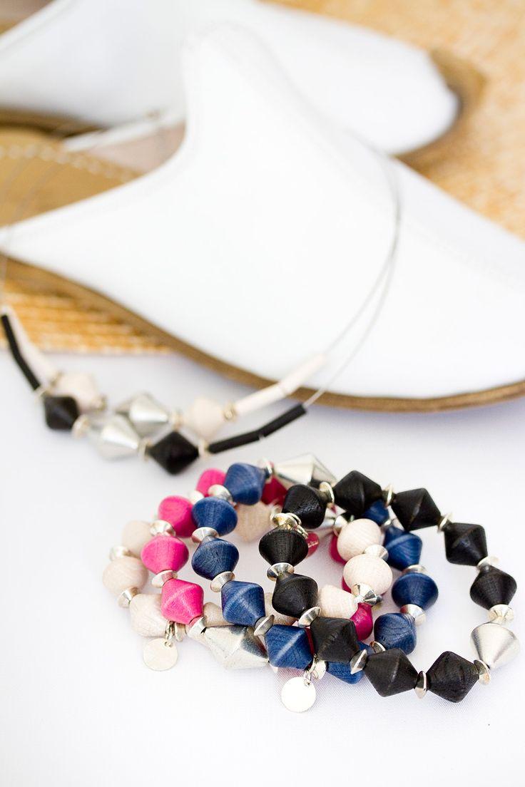 Laventeli jewelry set - Aarikka