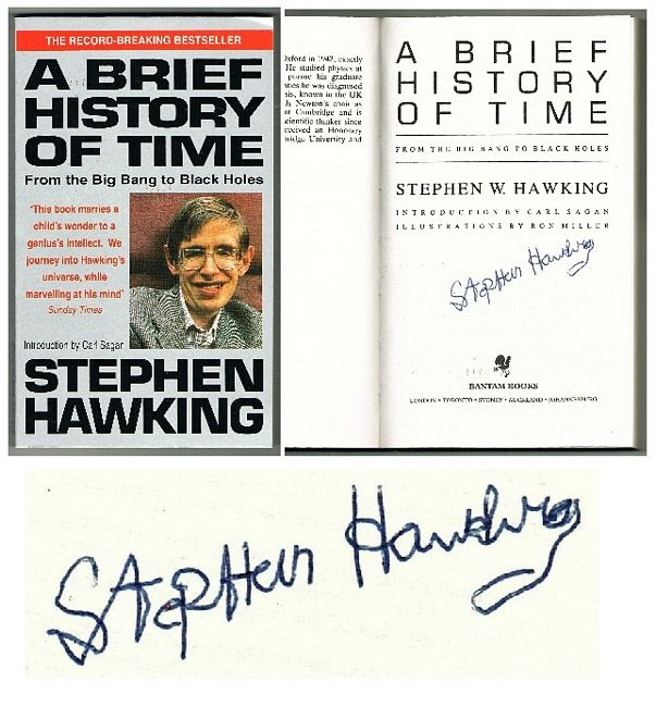 an analysis of the book a brief history of time by stephen hawking Please click button to get stephen hawking book  a brilliant scientist and author of the 9 million-copy-selling a brief history of time,  stephen w hawking.