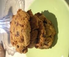 Recipe Paleo Chewy Choc Chip Cookies by Beck- ThermoSisters - Recipe of category Baking - sweet