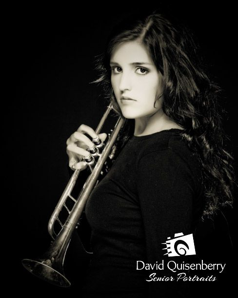 Band member senior portrait | Meet 2011 Senior Kindle {McKinney, TX Senior Photographer}